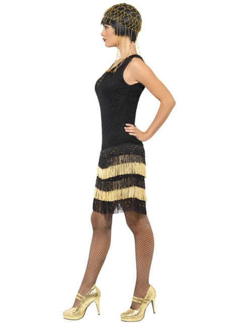 20s Youngster Fringed Costume