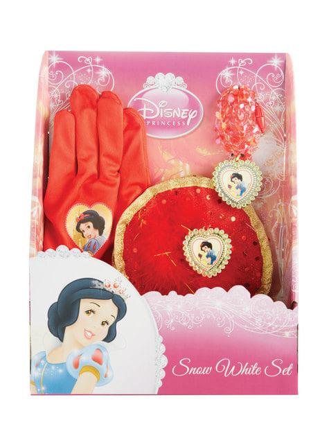 Kit de accesorios de Blancanieves - niña
