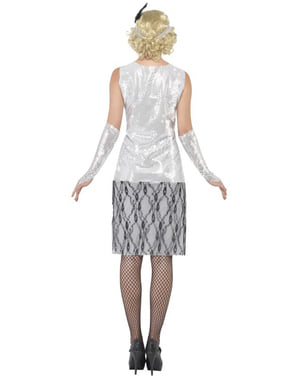 20s Youngster Siver Costume