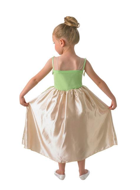 Disfraz de Tiana deluxe para niña - Tiana y el Sapo - niña