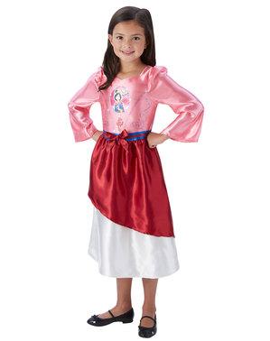 Disfraz de Mulan para niña - Disney