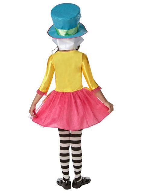Disfraz de Sombrerero loco para niña - Alicia en el País de las Maravillas - niña