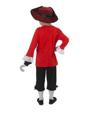 Kaptein Krok kostyme til barn