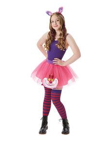 Filurkatten tilbehørs sæt til teenagere - Alice i eventyrland