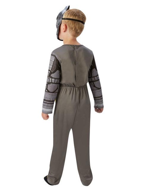 Disfraz de Batman armadura classic para niño - Batman V Superman