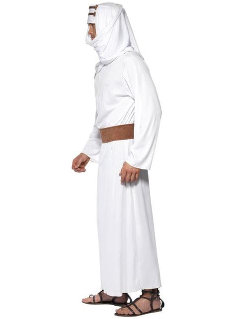 White Arabic Costume