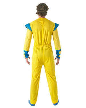 Costume di Wolverine per uomo - X-Men