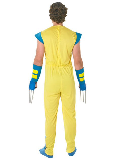 Disfraz de Lobezno deluxe para hombre - X-Men - adulto