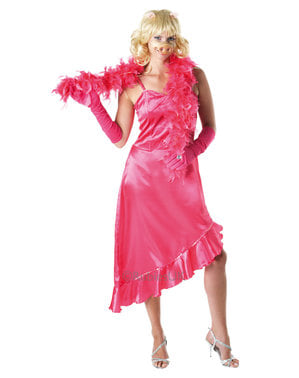 Miss Piggy kostyme til dame - The Muppets