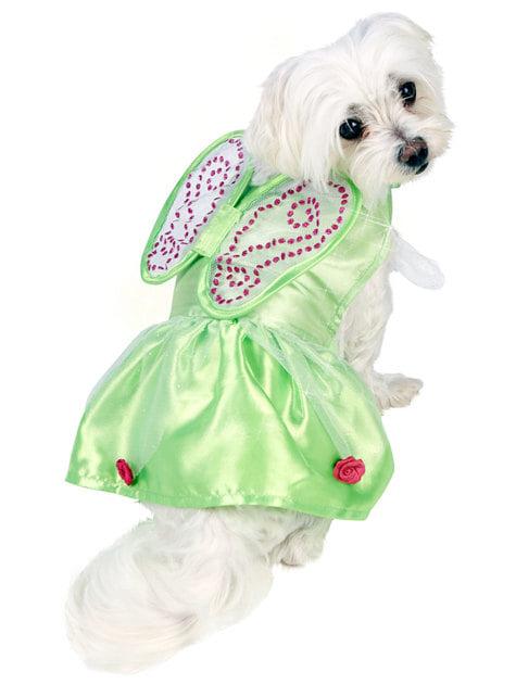 Klokkeblomst kostume til hunde