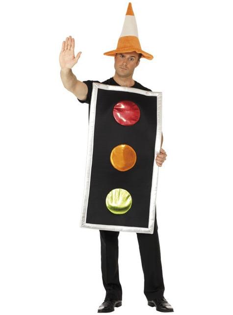Costum semafor