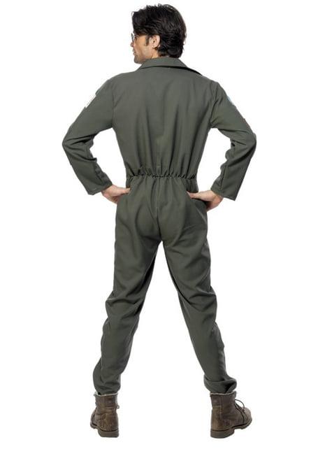 Disfraz de Top Gun deluxe - hombre