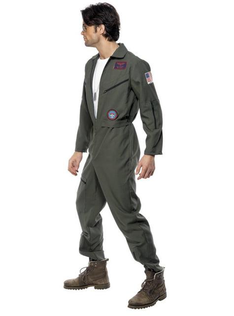 Kostüm Top Gun Deluxe
