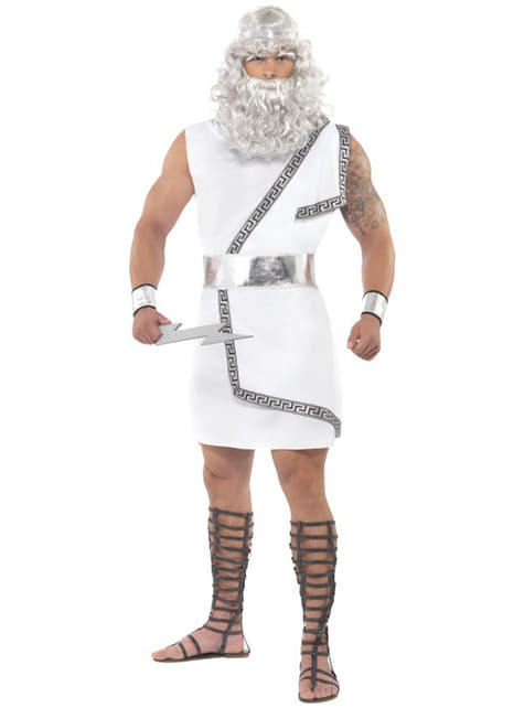 Disfraz de Zeus