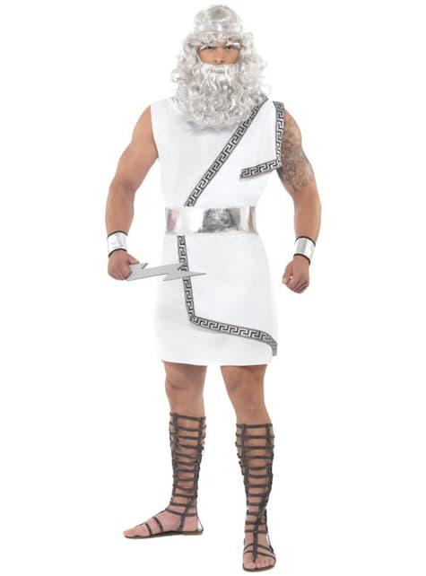 Zeus Costume