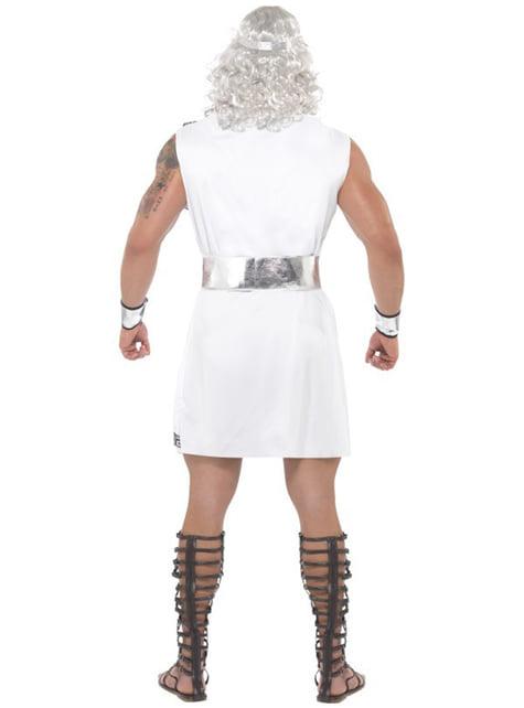 Disfraz de Zeus - hombre