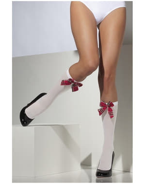 Schoolgirl Knee-high Socks