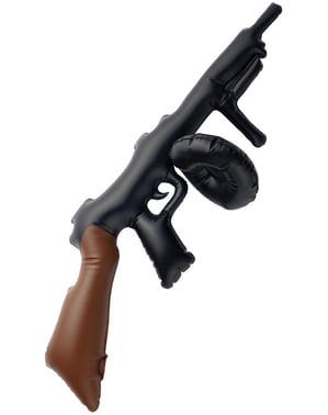 Oppusteligt maskingevær
