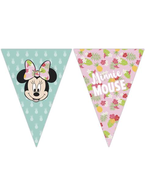 Guirlande fanions Minnie Mouse