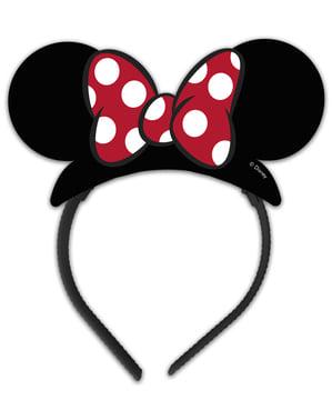 4 tiares Minnie Mouse