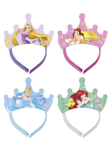4 tiares Princesses Disney Heartstrong