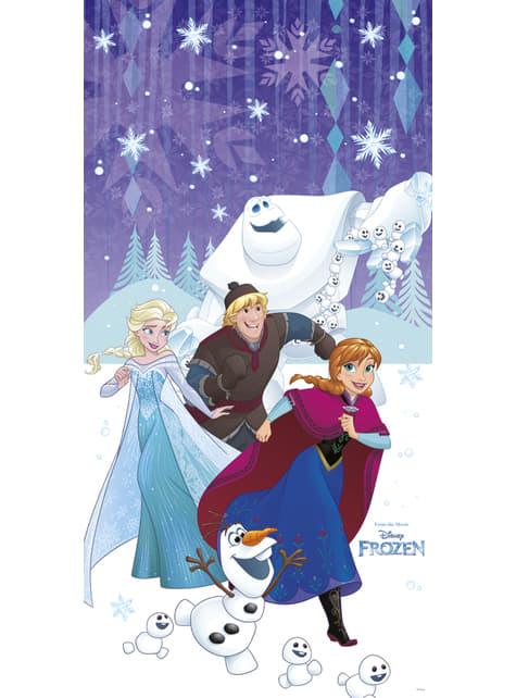 Affiche murale La Reine des Neiges