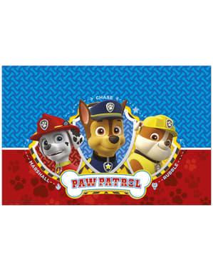Blå og rød Paw Patrol bordduk