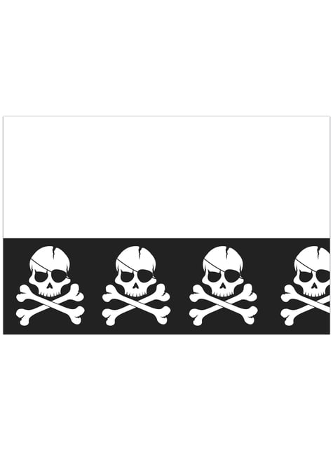 Mantel Pirates Black