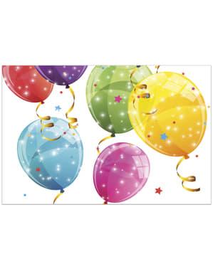 Sparkling Balloons tablecloth
