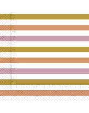 20 servilletas Collection (33x33 cm)