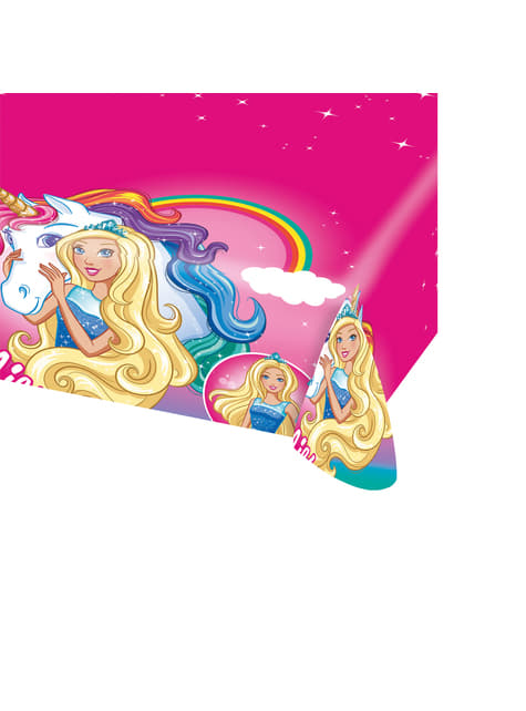 Barbie Dreamtopia tafelkleed