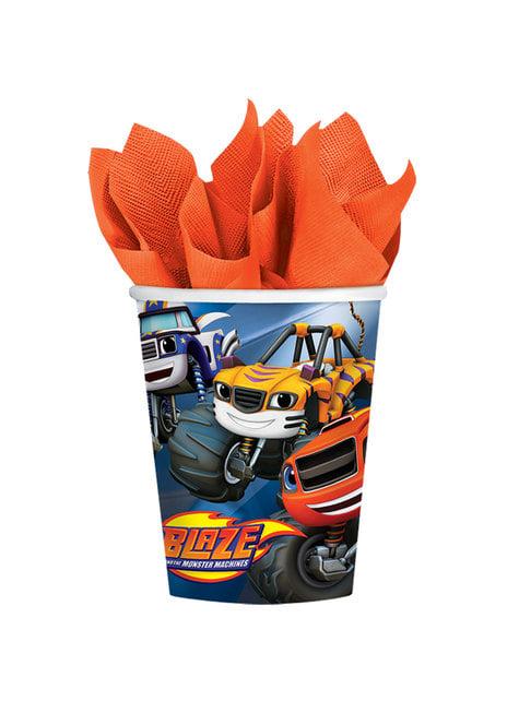 8 vasos de Blaze