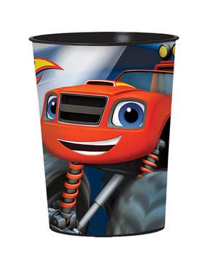 Hard plastic Blaze cup