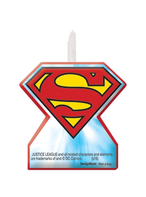 4 The Justice League candles
