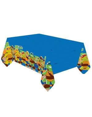 Покривката на полу-черупките на нинджа костенурките