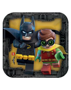 8 Batman Set Lego Filmi tatlı tabakları