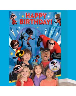 Photocall de The Incredibles: Os Super-Heróis 2