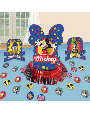 Mickey Mouse decorations set