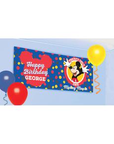 Decoracion Mickey Mouse Para Tu Fiesta O Cumpleanos Funidelia