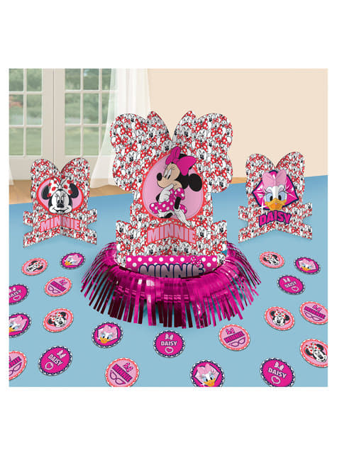 Décoration de table Minnie Mouse