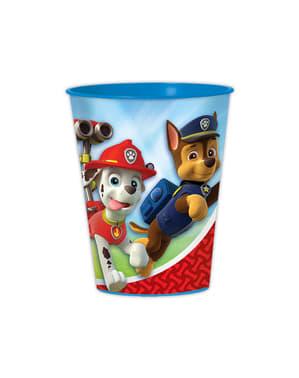 Твърда пластмасова чаша за патрул