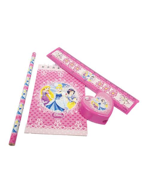 Set escolar de Princesas Disney