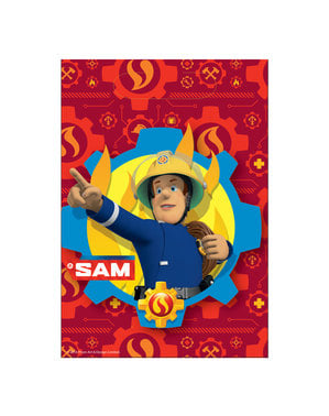 8 Fireman Sam tassen