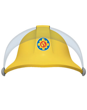 8 Fireman Sam little hats