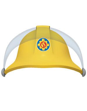 Sæt af 8 små Brandmand Sam hatte