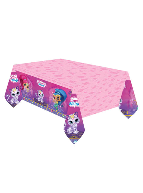 Shimmer and Shine tablecloth
