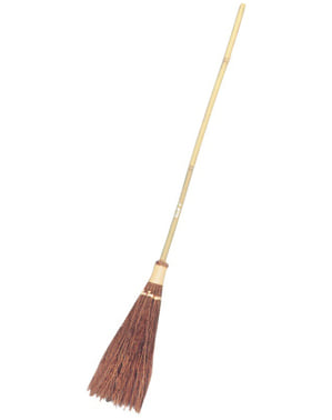 Realistic Witch Broom