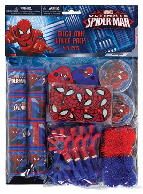 Super pack de jucării Spiderman