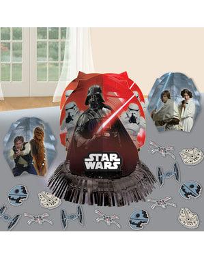 Set decorazioni per tavolo di Star Wars