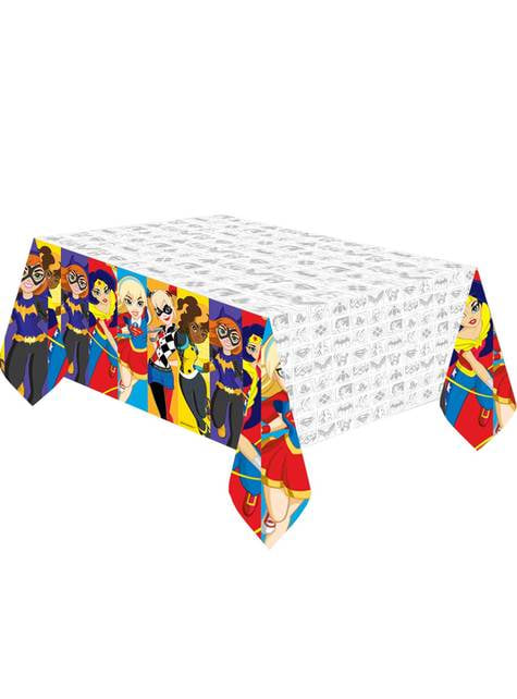 Mantel de DC Super Hero Girls